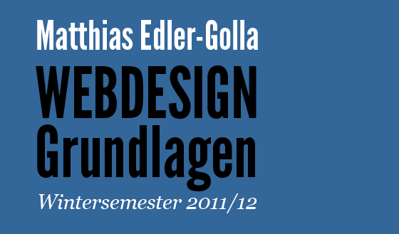 """Cover des Buches """"Web Design Grundlagen"""""""